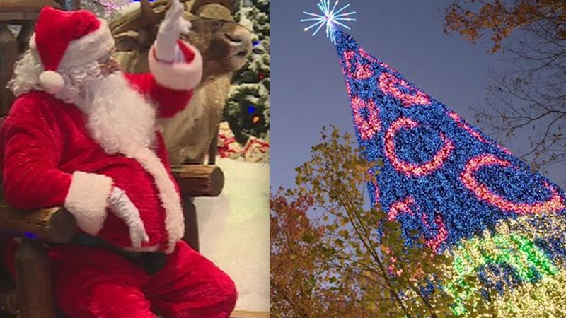 Bass Pro Shops and Silver Dollar City are ringing in the holiday season with celebrations and...