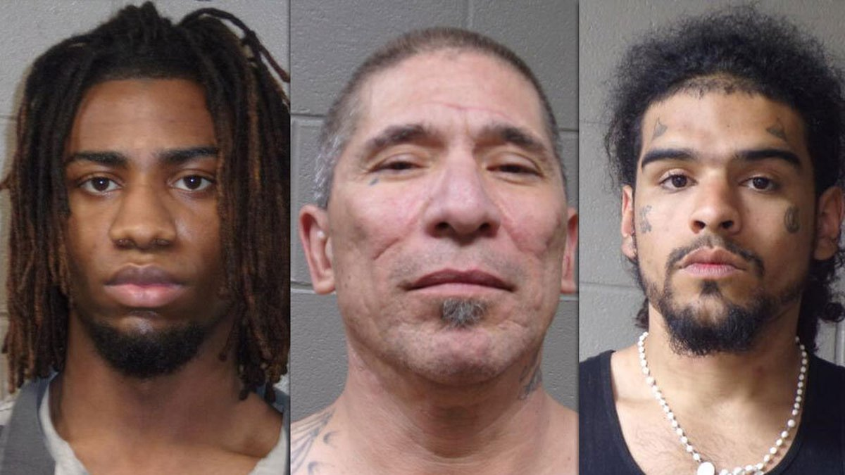 Three inmates escaped from the McDonald County Detention Center after reportedly attacking a...