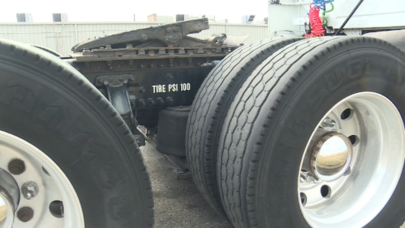Nixa already has an ordinance prohibiting large semi trucks from parking in residential...