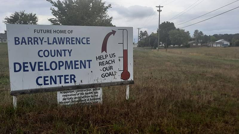 The Barry Lawrence County Developmental Center will be breaking ground on a brand new facility...