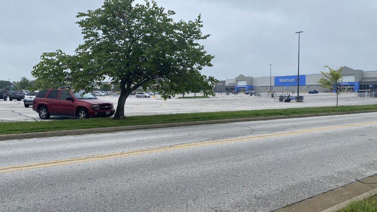 Walmart in Republic, MO evacuated.