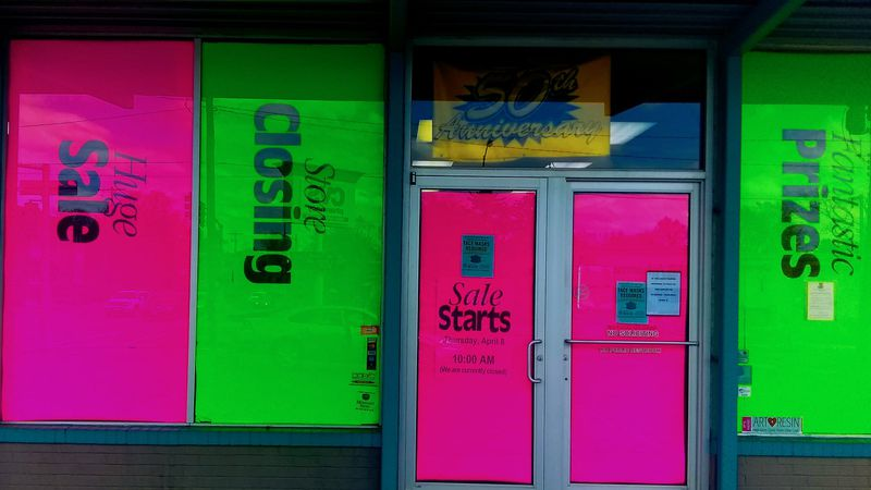 Springfield's National Art Shop announced they would close their doors on Facebook Monday...