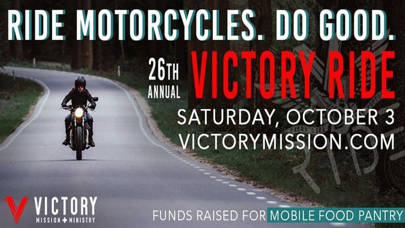 26th Annual Victory Ride