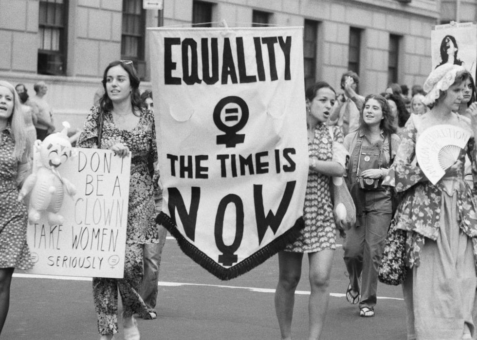 www.ky3.com: Milestones in women's history from the year you were born