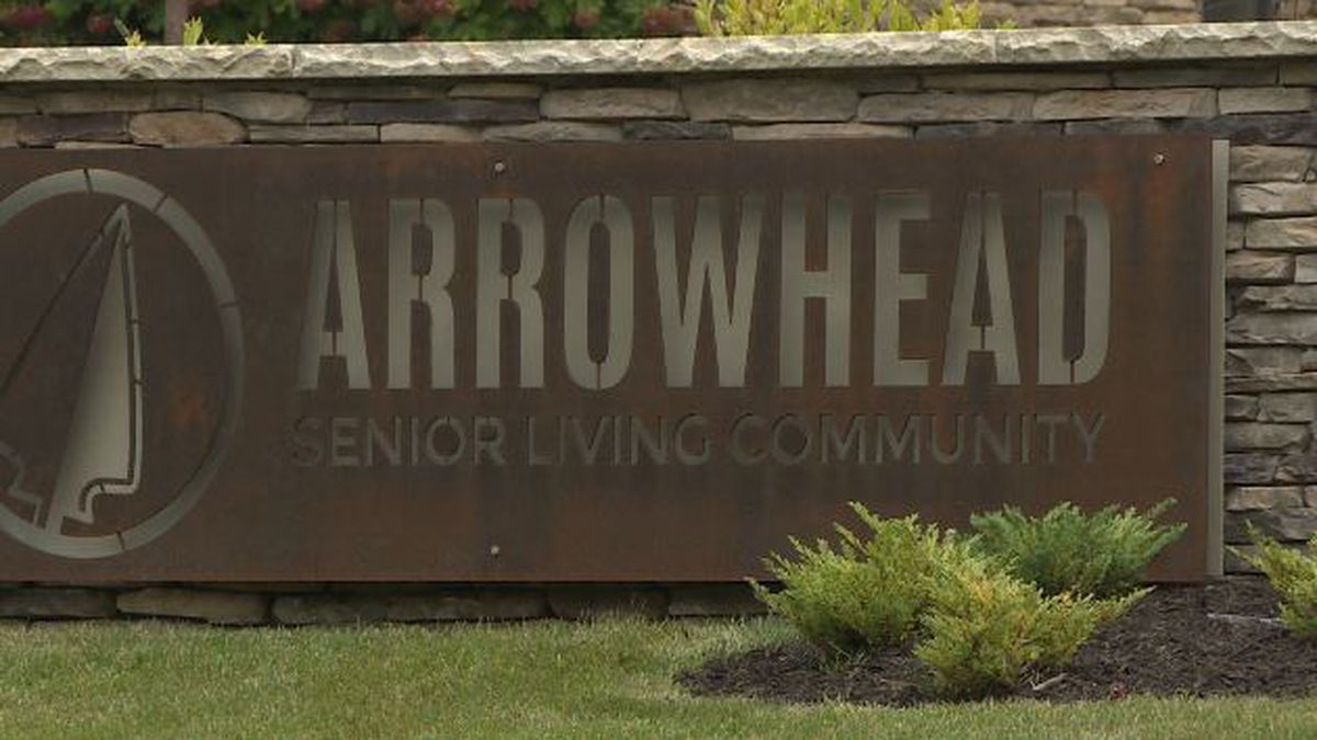 A resident at Arrowhead Senior Living Community in Osage Beach tested positive for COVID-19.