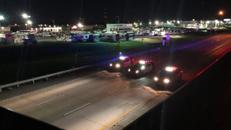 Police have closed off a stretch of U.S. Route 65 in Springfield with an investigation ongoing.