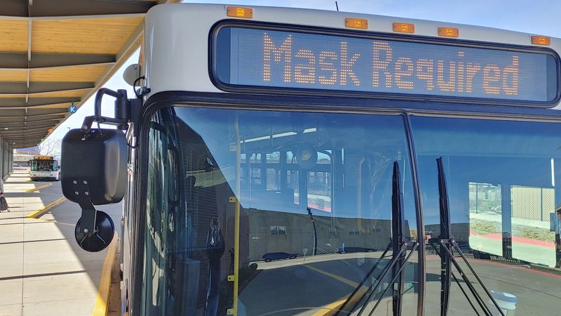 Springfield busses follow new public transportation masking guidelines