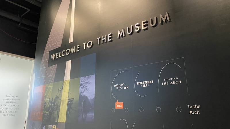 The Museum at the Gateway Arch is a newly renovated hands on museum that is free to the public.