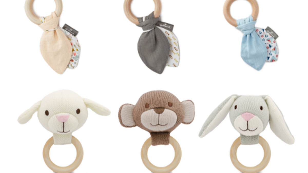 According to the Consumer Product Safety Commission the teether can break into small parts,...