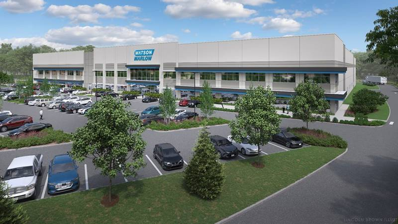 Watson-Marlow announces construction will start in October 2021 on a new state-of-the-art...