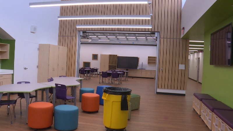 Springfield's  new $20 million Boyd elementary school will be opening in two weeks when the...