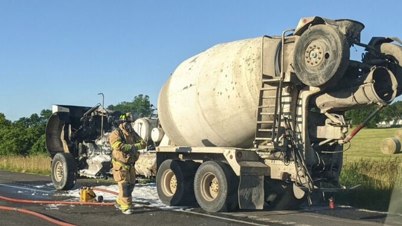 Emergency crews responded to the one-vehicle crash in the eastbound lanes of State Highway 160...