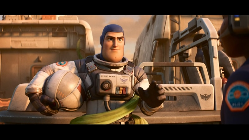 """Disney and Pixar releases teaser for Buzz Lightyear origin story called """"Lightyear."""""""