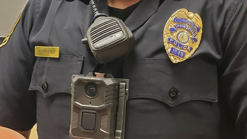 The Springfield Police Department purchased 241 body cameras, at a start-up cost of more than...