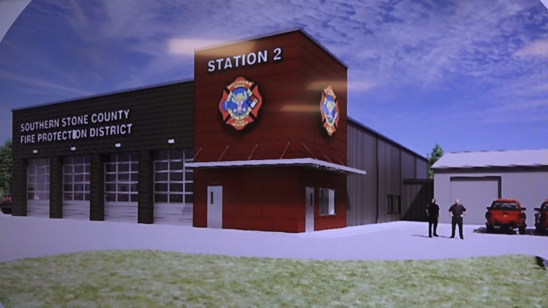 Southern Stone County Fire Chief, Keith Wolven tells KY3 this project has been in the works for...
