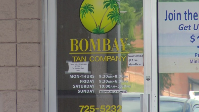 Customers paid for unlimited tans.