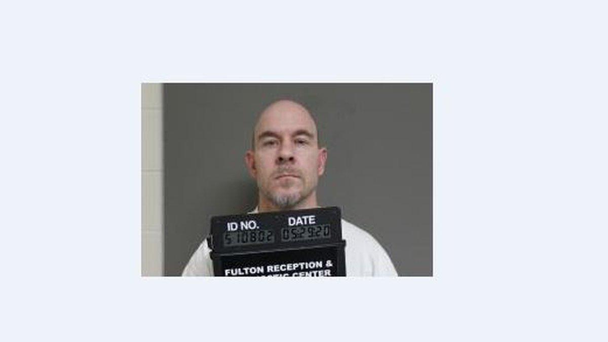 Jason Laird Courtesy:  Missouri Department of Corrections