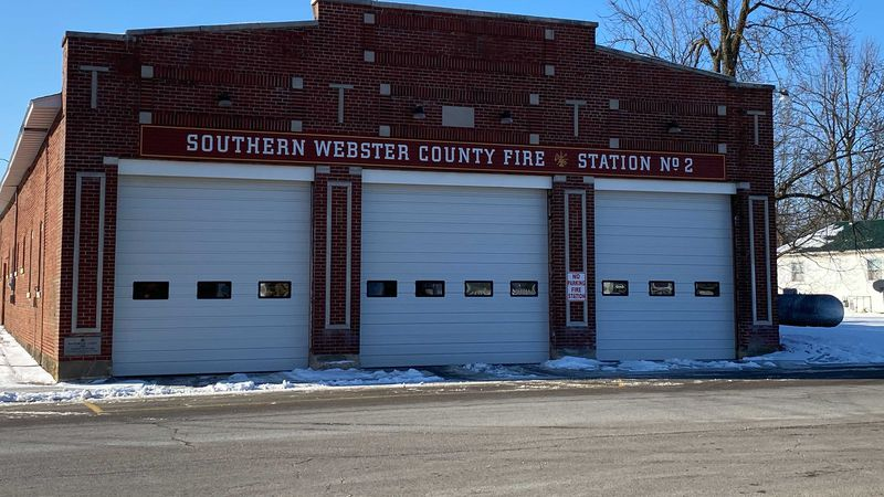 Webster County Fire Protection District prepares for fire truck ceremony