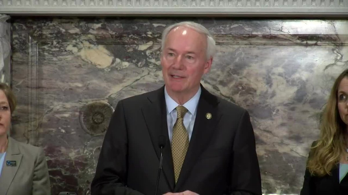 The state of Arkansas will receive nearly 100 Afghan refugees and Gov. Asa Hutchinson said...