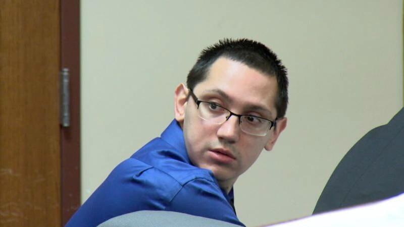 Joshua Brown/Greene County Courtroom