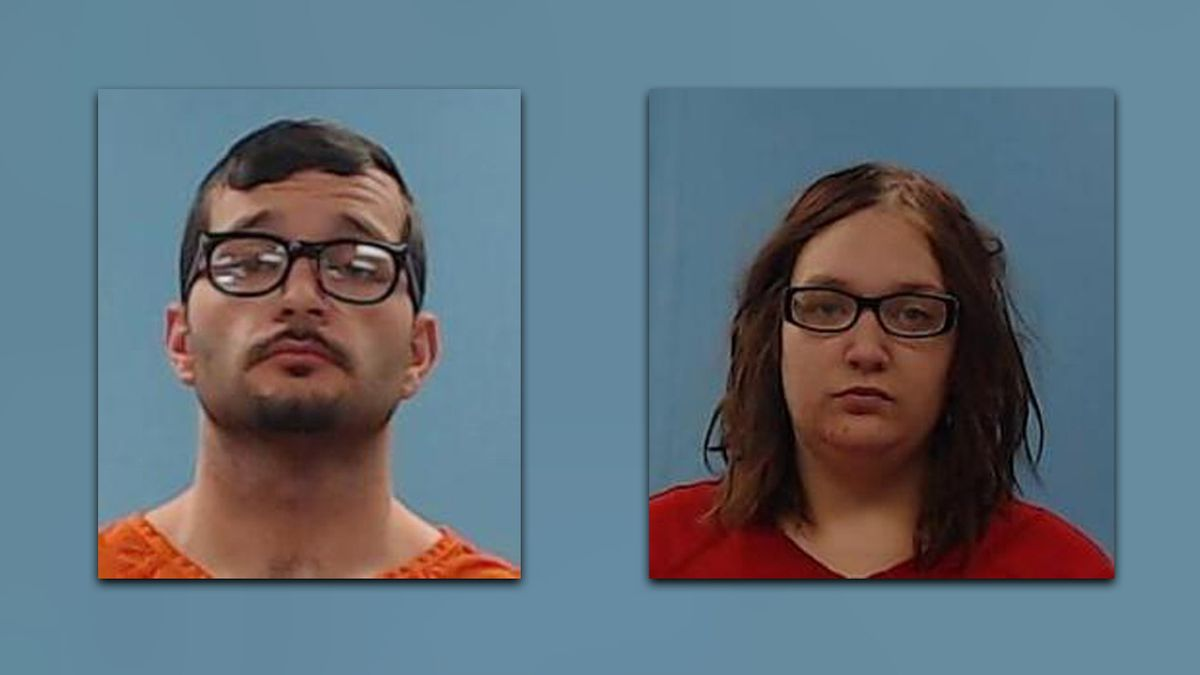 Mark Payton Jr., 28, and Lauren Cofield, 23, are charged with first-degree murder and other...