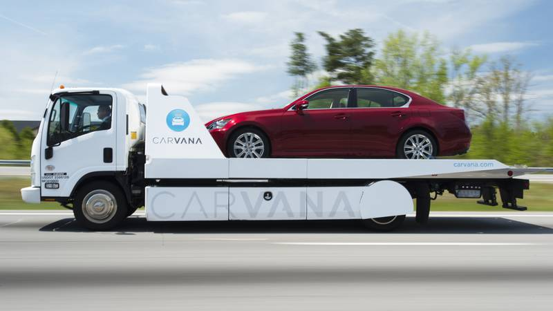 Carvana brings The New Way to Buy a Car® to Springfield.
