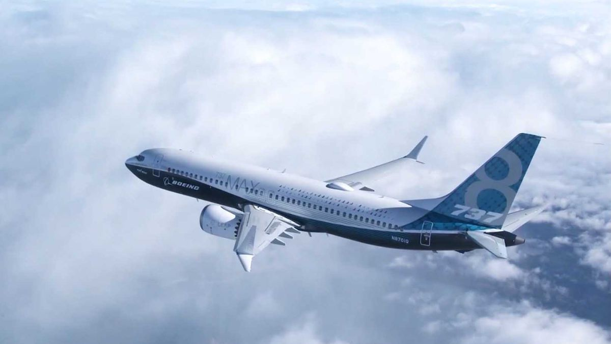 Boeing is dedicating $100 million to the victims of two 737 Max crashes. (Source: Boeing/CNN)
