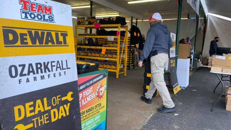 Ozarks Fall Farmfest continues despite pandemic