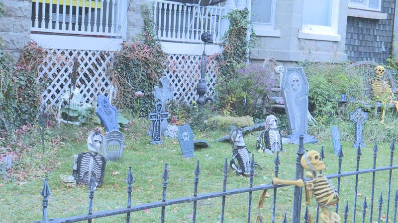 Covid-19 has left many communities uncertain surrounding Halloween but this app hopes to help.