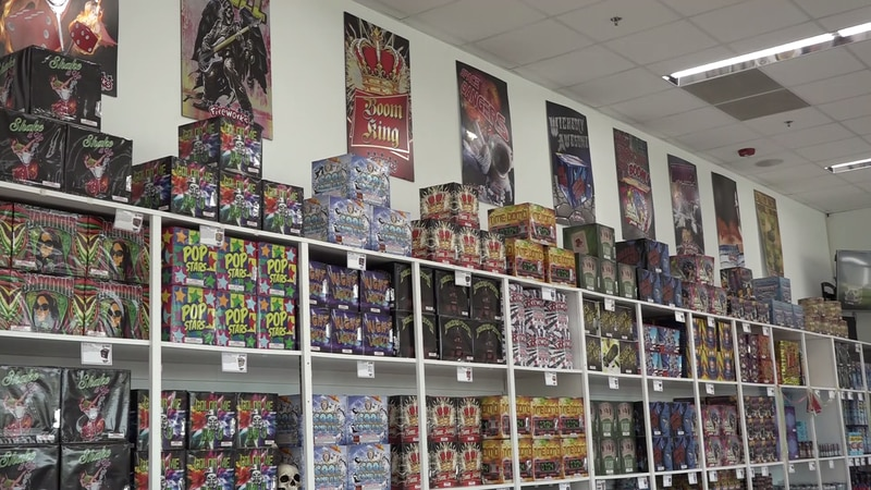 We are only one month away from celebrating our Independence but fireworks retailers tell us...