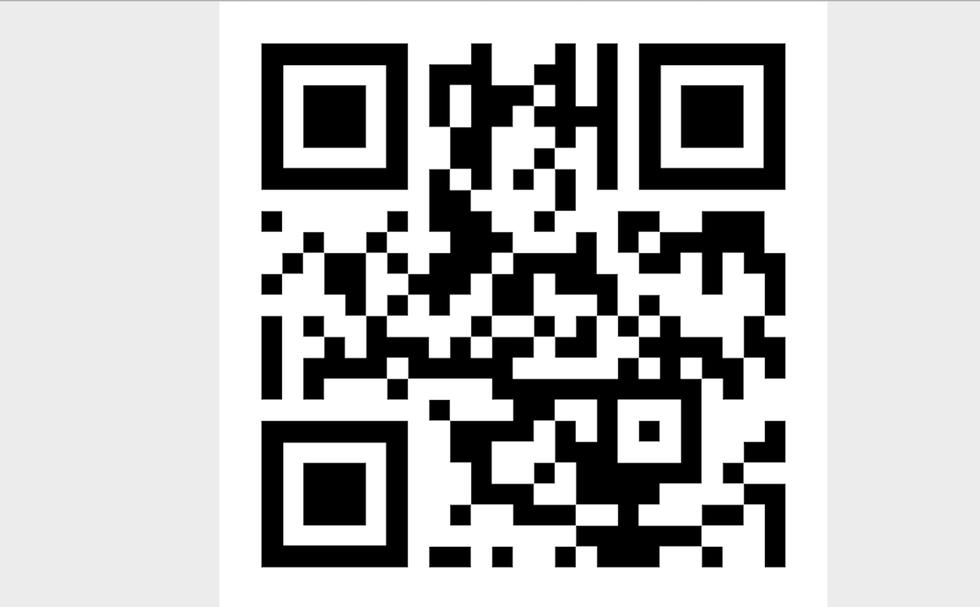 KY3 Weather App QR Code for Apple