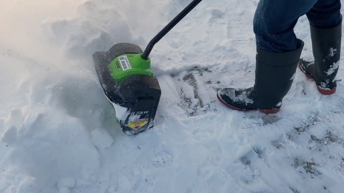 Here are product recommendations for snow removal.