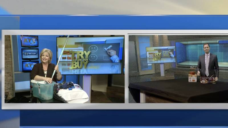 See Lisa Rose and Ethan Forhetz's favorite Try Before You Buy products for your Christmas...