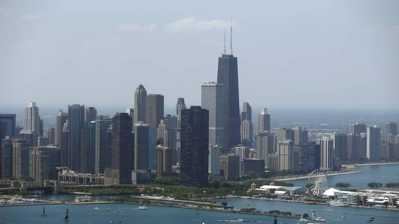 Chicago puts travel advisory on Missouri and Arkansas.