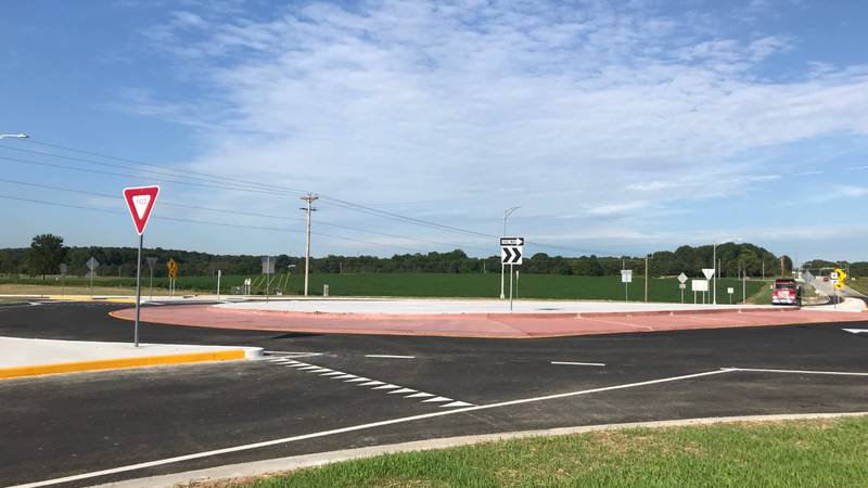 MoDOT announces plans for a new roundabout in Republic