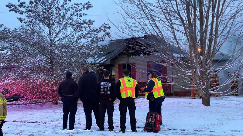Two die in house fire in Battlefield, Mo.