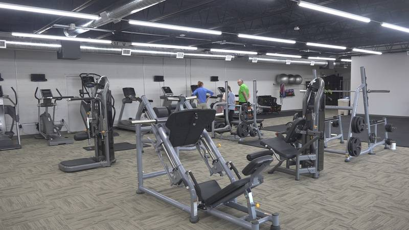 Ozarks Healthcare opens fitness center for employees