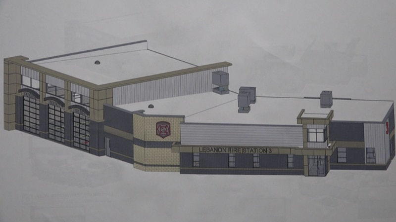 City of Lebanon, Mo. expanding fire department with new public safety center