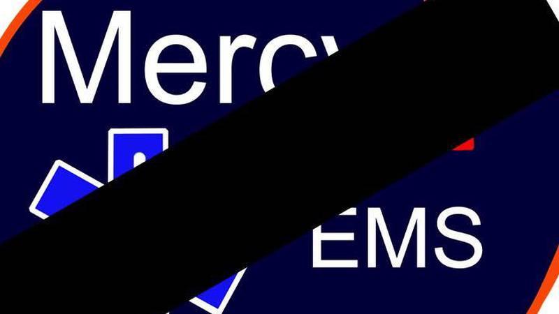 Courtesy:  Mercy Emergency Medical Services