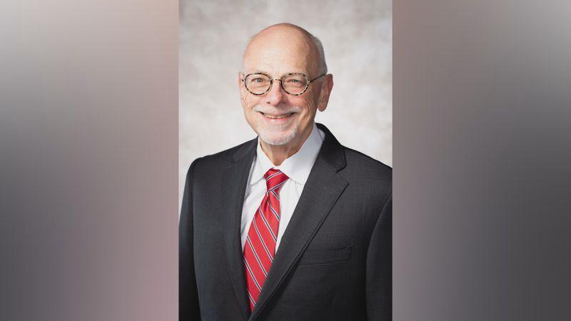 University of Arkansas Chancellor Joseph Steinmetz.
