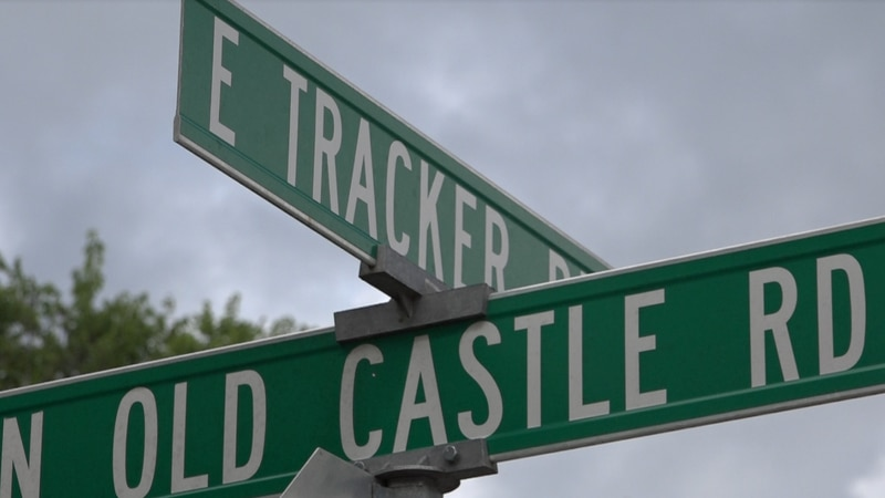Nixa could potentially add a traffic circle at the intersection of Tracker and Old Castle Rd