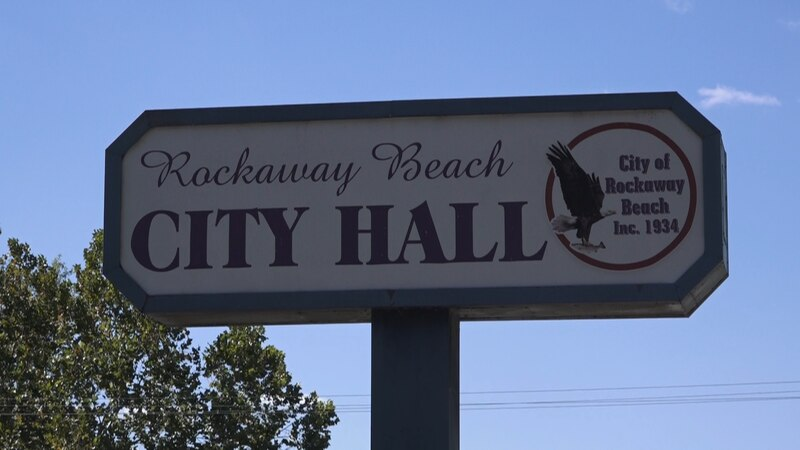A water main break left people living in Rockaway Beach without water for almost two days.