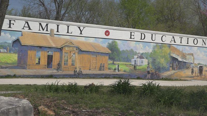 Willard, Mo. Community Mural