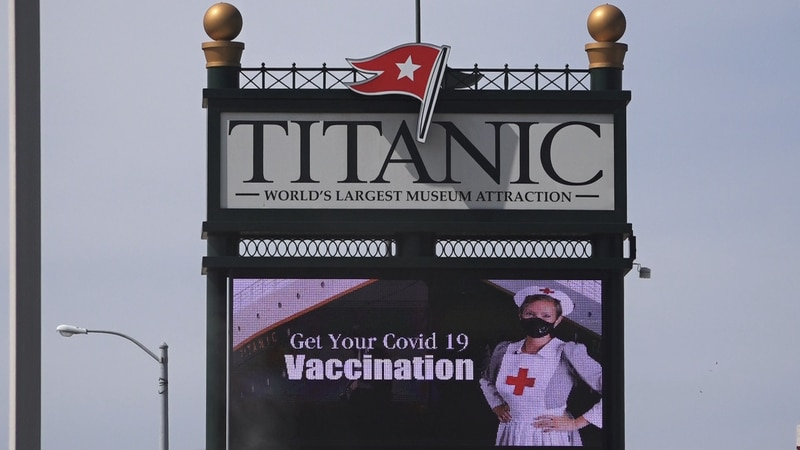 The Branson Titanic Musuem in partnership with Jordan Valley Community Health Center and Anthem...