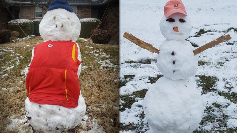 SUPER SNOWMEN: Check out these snapshots around the Ozarks