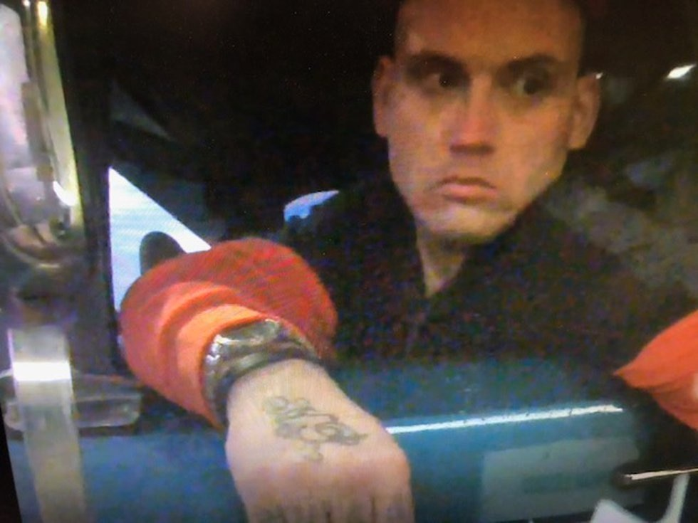 ATM video shows him withdrawing money from two Springfield locations.