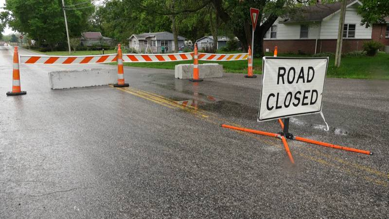 verona road closed