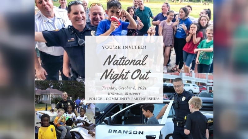 This annual event hopes to strengthen the relationship between first responders and people...