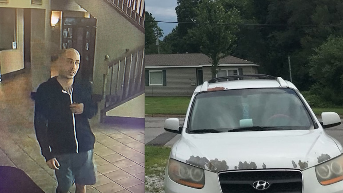 Carthage Police seek a suspect from a homicide investigation that opened Saturday, August 1.