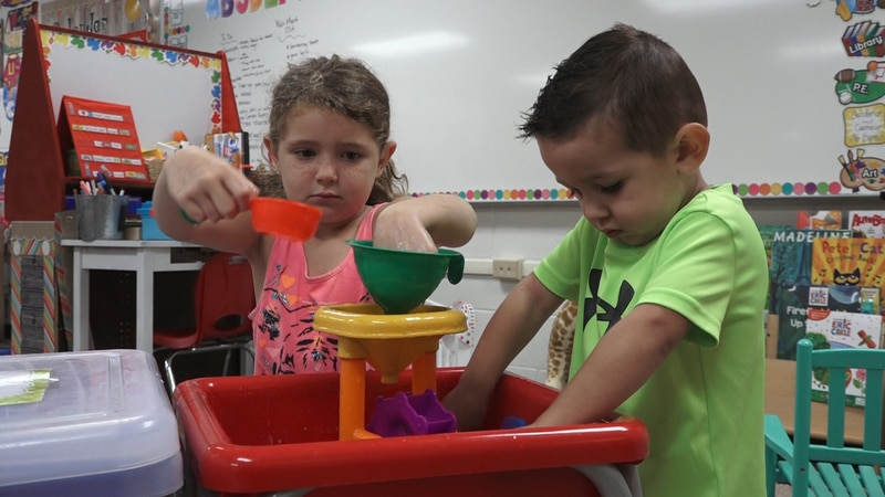 Exeter Schools is starting a new Early Childhood Program with the help of a Tri Lakes...